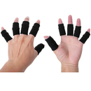 GOGO 20PCS Stretchy Finger Sleeve, Support Arthritis Sports Aid