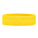 GOGO 100 Pieces Thick Solid Color Headband / Sweatband WHOLESALE LOT