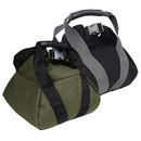 GOGO Heavy Duty Kettlebell Sandbag, Adjustable Portable Canvas Sand Bag for Gym Home Training