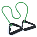GOGO Single Resistance Band Exercise Tube for Resistance Training, Physical Therapy, Home Workout