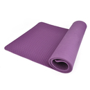 GOGO Premium Non-slip Yoga Exercise Mat, Eco-Friendly TPE Pilates Mat 6mm
