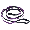 GOGO Multi-Loop Yoga Strap 6ft, 8 Loops Yoga Stretch Strap for Exercise and Flexibility