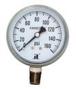 Zenport APG160 68mm Ammonia Pressure Gauges, 0 - 160 psi