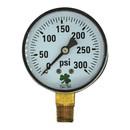 Zenport DPG300 63mm Dry Pressure Gauges, 0 - 300 psi