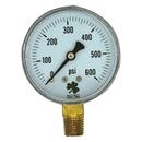 Zenport DPG600 63mm Dry Pressure Gauges, 0 - 600 psi