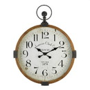 Accent Plus 10018812 Vintage Industrial Wall Clock