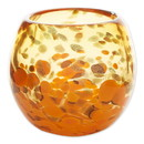 Accent Plus 10019131 Orange Bowl Vase