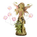 Summerfield Terrace 57070076 Petal Pixie Solar Garden Statue