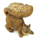 Songbird Valley 57070091 Woodland Squirrel Bird Feeder