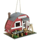 Summerfield Terrace 57070123 Red Trailer Birdhouse