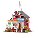 Songbird Valley 57070132 Quaint Store Birdhouse