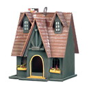 Songbird Valley 57070134 Fairytale Cottage Birdhouse