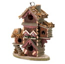Songbird Valley 57070135 Tree Bark Birdhouse