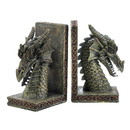 Dragon Crest 57070329 Cresting Dragon Bookends