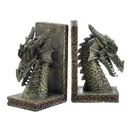 Dragon Crest 57070329 Fierce Dragon Bookends