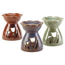 Fragrance Foundry 57070394 Flower Oil Warmer Trio