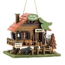 Songbird Valley 57070916 Vacation Cabin Birdhouse