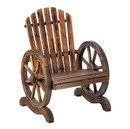 Summerfield Terrace 57071205 Wagon Wheel Adirondack Chair