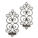 Gallery of Light 57071306 Scrollwork Wall Sconces