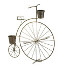 Summerfield Terrace 57071321 Penny Farthing Bicycle Plant Holder