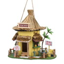 Songbird Valley 57071344 Tiki Hut Birdhouse