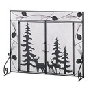 Accent Plus 57071351 Pine Forest Fireplace Screen