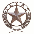 Accent Plus 57071722 Texas Star Wall Plaque