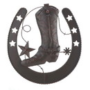 Accent Plus 57072064 Boot Wall Decor