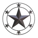 Accent Plus 57072066 Texas Star Wall Decor