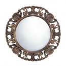 Accent Plus 57072111 Heirloom Round Wall Mirror