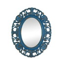 Accent Plus 57072157 Blue Wall Mirror