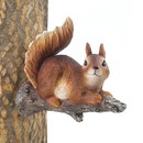 Summerfield Terrace 57072270 Lounging Squirrel Tree Decor