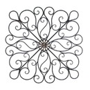 Accent Plus 57072281 Iron Scrollwork Wall Decor