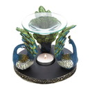 Fragrance Foundry 57072568 Peacock Plume Oil Warmer