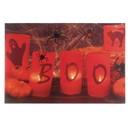 57072847 Boo Halloween Led Wall Art