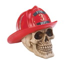 Dragon Crest 57072972 Firefighter Skull