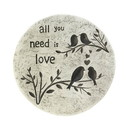 Summerfield Terrace Summerfield Terrace 57073491 All You Need Is Love Stepping Stone