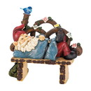 Summerfield Terrace 57073961 Relaxing Gnome Solar Statue