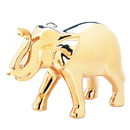 Accent Plus 10018252 Large Golden Elephant Figure