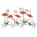 Summerfield Terrace 10018330 Flamingo Garden Stake
