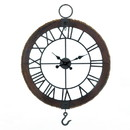Accent Plus 10018372 Industrial Round Wall Clock