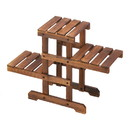 Summerfield Terrace 10018436 Zigzag Pallet Plant Stand