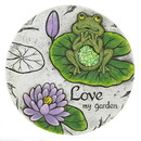 Summerfield Terrace 57074387 Love My Garden Stepping Stone