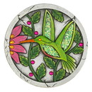 Summerfield Terrace 57074391 Green Hummingbird Garden Stepping Stone