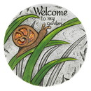 Zingz & Thingz 57074397 Snail Garden Stone