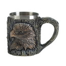 Accent Plus 57074486 Patriotic Eagle Mug