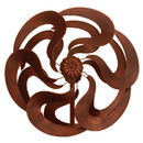 Summerfield Terrace 57074523 Bronze Flower Windmill Stake