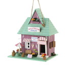 Zingz & Thingz 57074541 Ice Cream Parlor Birdhouse
